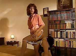 Anal;Cumshots;Double Penetration;Threesomes;Vintage;Classic Luscious Simona...