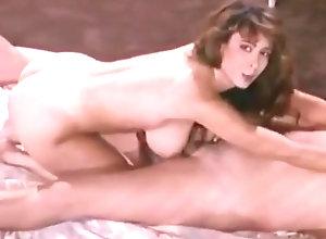 Brunette,Vintage,Classic,Retro,Big Tits,Blowjob,Vintage Christy Canyon...