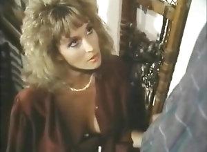 Blond,Vintage,Classic,Retro,Big Tits,Blowjob,Cumshot,MILF Cherie Taylor...