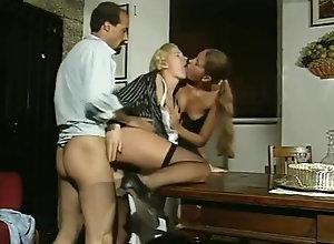 Anal,Creampie,Brunette,Vintage,Classic,Retro,Threesome,Big Tits,Stockings,Handjob,Big Cock Crazy Xxx Clip...