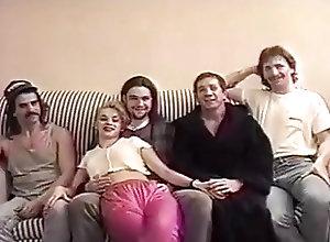 80s;Wild;Amateur;Hardcore;Vintage;French;Canadian Flashback to the...