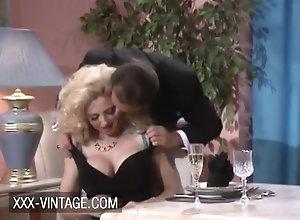 Vintage,Classic,Retro,Big Tits,Stockings,Big Cock,Rebecca Wild Rebecca Wild...