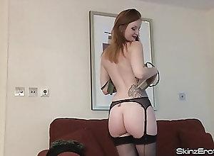 Masturbation;Big Boobs;Vintage;Redheads;British;Skinz Erotica;HD Videos;British Nylons;Vintage Nylons;Redhead Masturbating;Nylons;St. Patrick's Day;Redhead;Masturbating British Redhead...