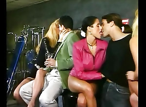 German;Group Sex;Hardcore;Vintage Gruppensex im...