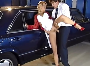 Anal,Blond,Vintage,Classic,Retro,Small Tits,Limousine XXXJoX Dru...