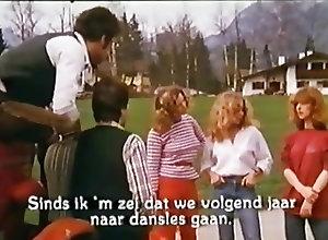 Teens;Group Sex;Vintage;German;Orgy;X Czech Drei drindl in...