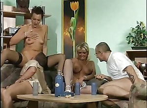 German;Group Sex;Pornstars;Vintage;Pee;German Orgy German pee orgy