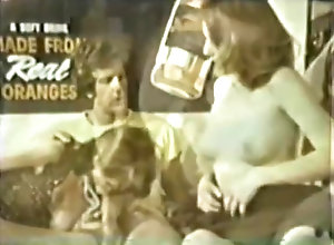 Vintage,Classic,Retro,Sucking,verotic,Paul Thomas,Tracy O&#8217,Neil Sucking Good Time