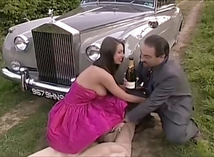 Anal,Brunette,Vintage,Classic,Retro,Blowjob,Office,Wife sex with the...