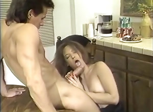 Brunette,Vintage,Classic,Retro,Hairy,Big Cock,Blowjob,Doggystyle,Mature,MILF,Pornstar,Vintage Has a mullet and...