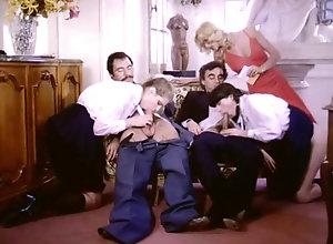 Brigitte Lahaie,Cathy Stewart,Elodie Delage,Céline,Alban Ceray,Dominique Aveline,Tony Morena French Sex Lessons