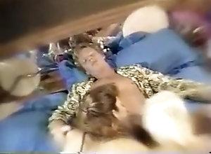 Brunette,Blonde,Threesome,Vintage Jeanna Fine -...