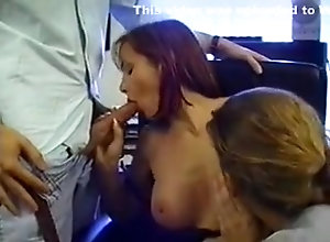 Anal,Double Penetration,Group Sex,Anal,German,MILF,Penetrating Sexy German Milf...