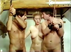 Cathy Stewart,Diane Dubois,Liliane Lemieuvre,Claude Janna,Marie-Dominique Cabannes,Richard Lemieuvre,Guy Royer,Cyril Val Triple Penetration