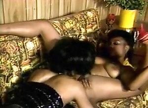 Lesbian,Black 2 ebonys enjoy...