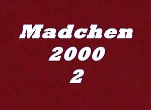 Hairy,Vintage Vintage Madchen...
