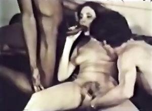 Interracial,Threesome,Interracial,Retro,Threesome Flesh Games - 60s...